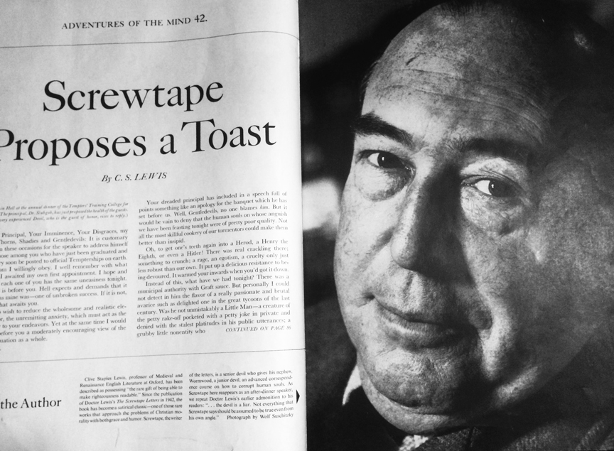 c s lewis canon natrul law Cs lewis — 'the tao, which others may call natural law or traditional morality or the first principles of practical reason or the first platitudes, is.