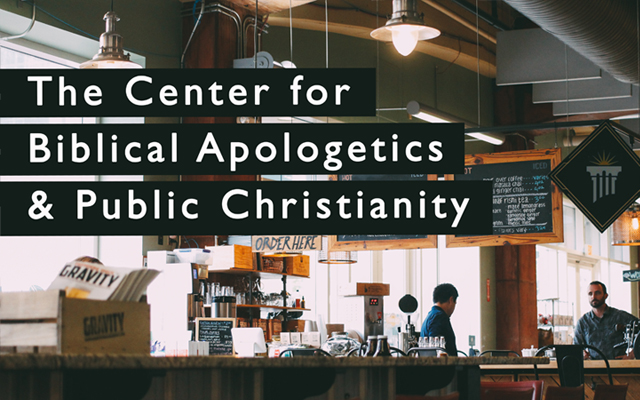 APOLOGETICS CENTER